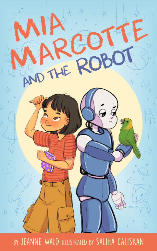 Mia Marcotte and the Robot
