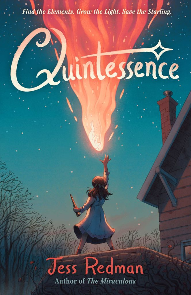 Quintessence by Jess Redman