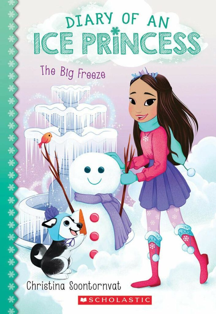 Diary of an Ice Princess (series) by Christina Soontornvat
