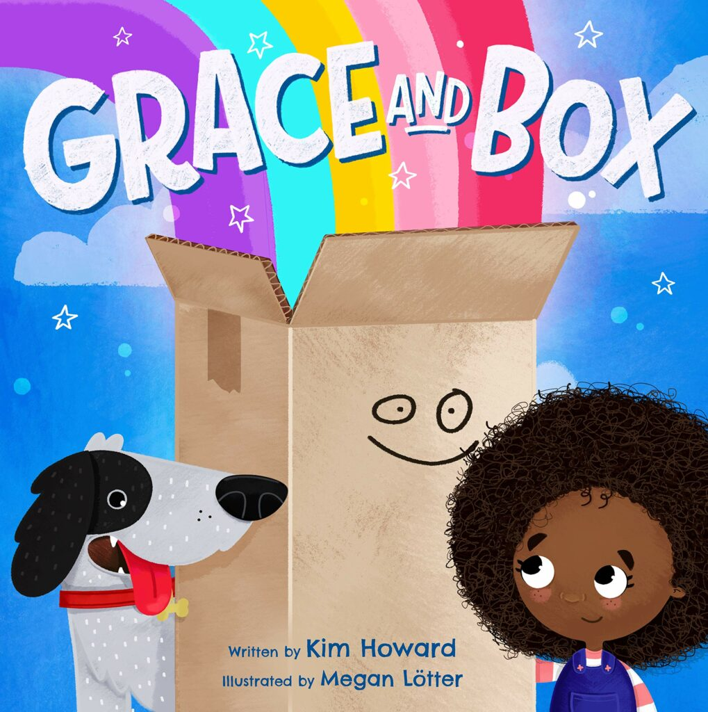 Grace and Box by Kim Howard