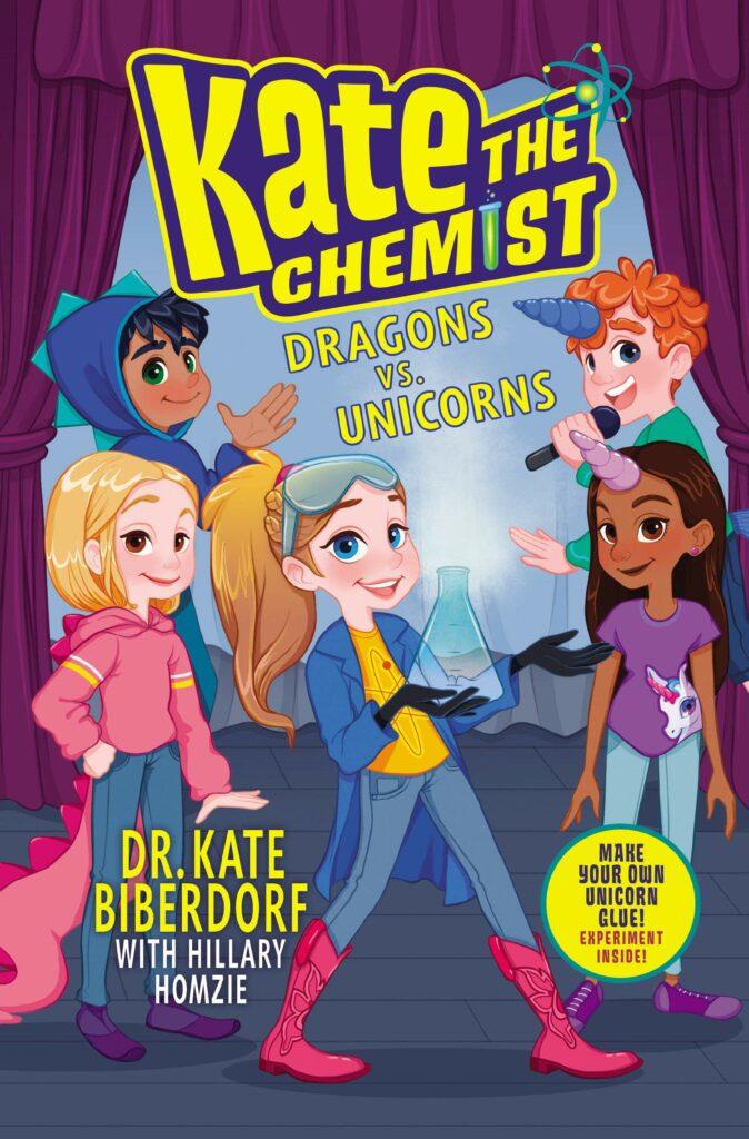 Kate the Chemist (series) by Kate Biberdorf