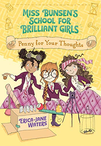 Penny for Your Thoughts by Erica-Jane Waters