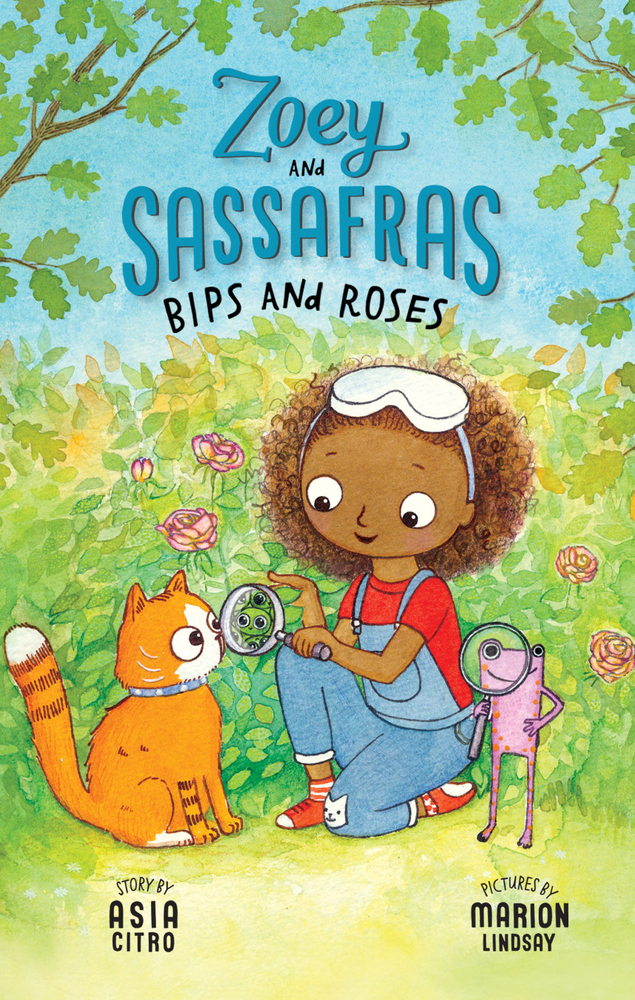 Bips and Roses by Asia Citro